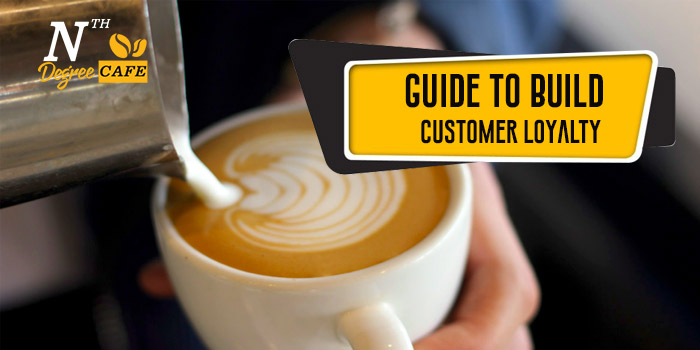 What are the top tactics for local coffee shops to build a customer base?